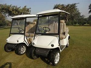 Electric Golf Carts At Rs 370000   Piece S