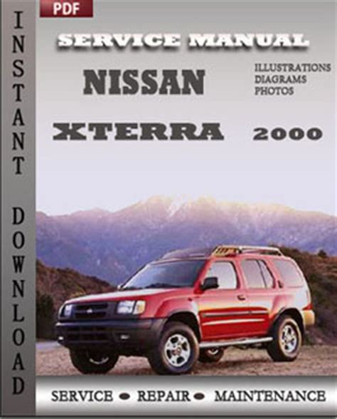 free auto repair manuals 2012 nissan xterra parental controls nissan xterra 2000 workshop repair manual repair service manual pdf
