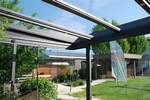 Seitenwande fur terrassenuberdachung aus glas for Glas für terrassenüberdachung
