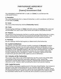 mou template partnership agreement kidscareerinfo With mou partnership agreement template