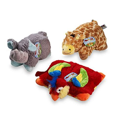 pillow pets wee pillow pets wee bed bath beyond