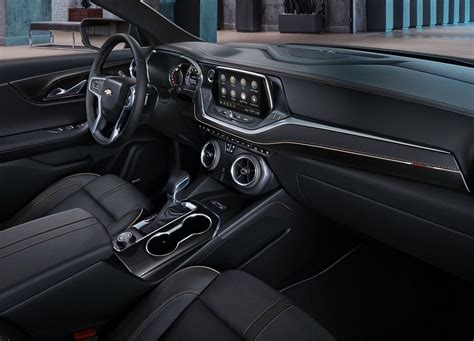 2019 Chevrolet Blazer Revealed, Gets Sporty Rs Variant
