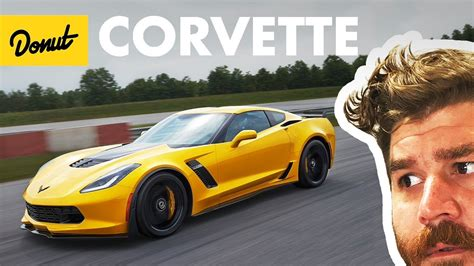 History Of The Chevy Corvette this is the history of the chevy corvette squeezed into 10