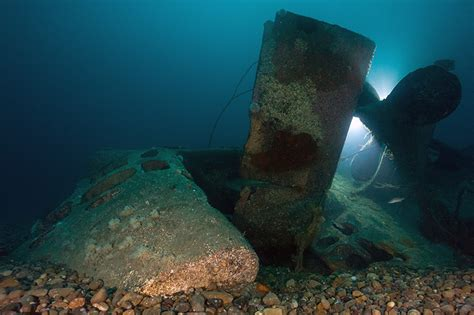 Diving Depth Technical Rebreather Diver Training