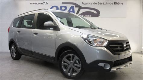 lodgy 7 places occasion dacia lodgy 1 5 dci 110ch stepway euro6 7 places occasion 224 lyon s 233 r 233 zin rh 244 ne ora7