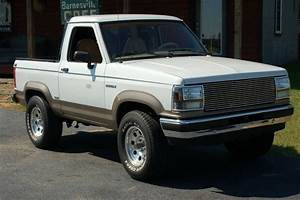 1989 Ford Bronco Ii 4x4 Custom For Sale In Barnesville  Ga