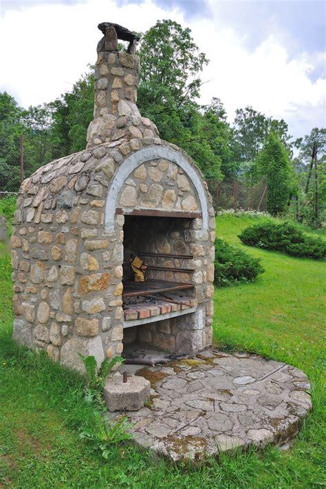 barbecue en brique