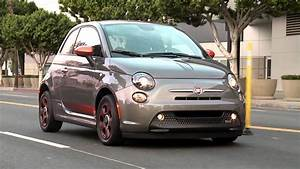 First Drive 2014 Fiat 500 Electric