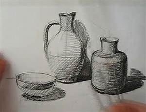 Drawing Still life - how to draw still-life - Video ...