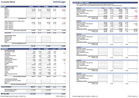 sample business expense spreadsheet excel