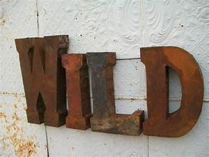 wall decor large metal letters for wall decor for home With large wooden letters for wall decor