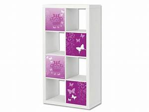 Türen Für Kallax Regal : butterfly m bel aufkleber f r expedit kallax regal stikkipix ~ Michelbontemps.com Haus und Dekorationen