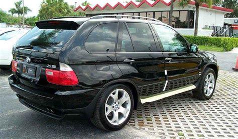 Right Rear Black 2006 Bmw X5 Suv Picture  Bmw Car Photos