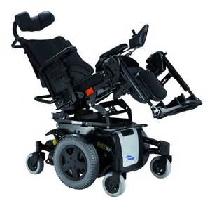 Motorized Wheel Chair by Invacare Tdx Sp Narrow Base Powered Wheelchair