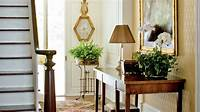how to decorate foyer How To Decorate Your Foyer - Southern Living