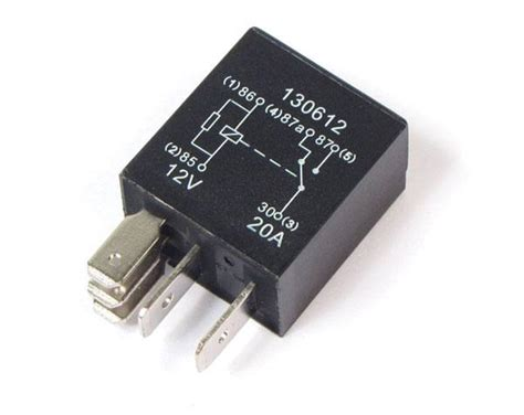 land rover 20 5 pin micro relay