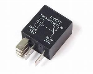 Land Rover 20 Amp 5 Pin Micro Relay