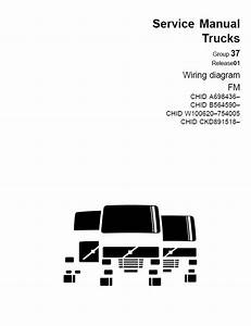 volvo truck fm euro5 service manual pdf With repair manuals mack trucks electrical service documentation 1