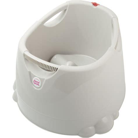 siege bebe pour baignoire baignoire bébé opla pour bac à blanc 10 sur allobébé