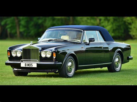 1990 Rolls-royce Corniche Convertible Iii For Sale