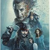 Pirates of the Caribbean: Dead Men Tell No Tales Official Movie Poster ...