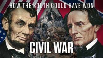 Who Won The War by American Civil War How The South Could Won