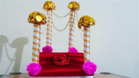easy ganpati makhar ganesh chaturthi decoration ideas