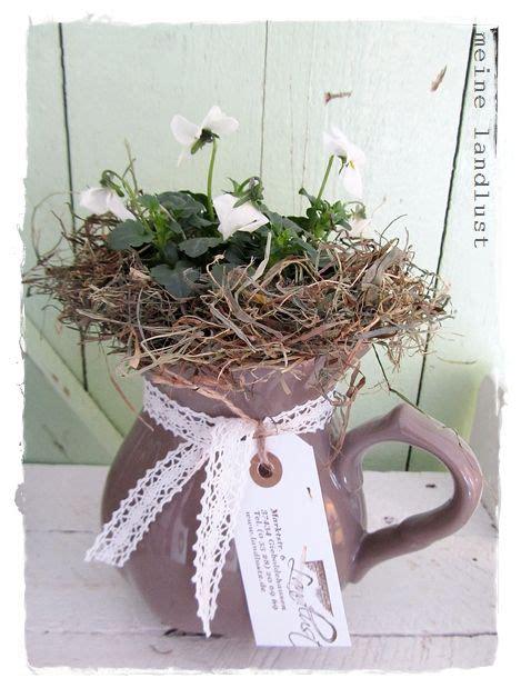 mein lillys living ostern fruehlings dekoration deko