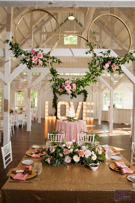 Rose Gold Wedding Themes Rustic Gold wedding colors