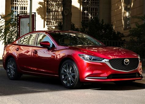 New Mazda 6 2019  Best New Cars For 2018