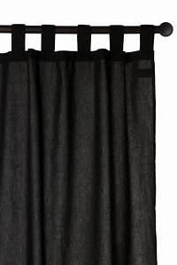 Rideau Fil Noir : rideau noir ~ Teatrodelosmanantiales.com Idées de Décoration