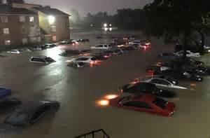 Houston Flooding April 2016