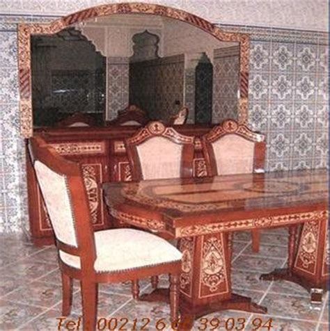 table a manger maroc