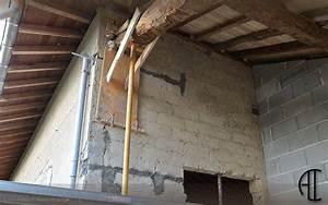 Reparation Fissure Facade Maison : r habilitation d 39 une maison secondaire en bresse ~ Premium-room.com Idées de Décoration