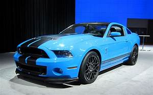 Los Angeles 2011: Ford Unveils Refreshed 2013 Mustangs, 650-HP Shelby GT500
