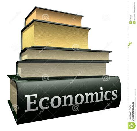 education books economics stock illustration