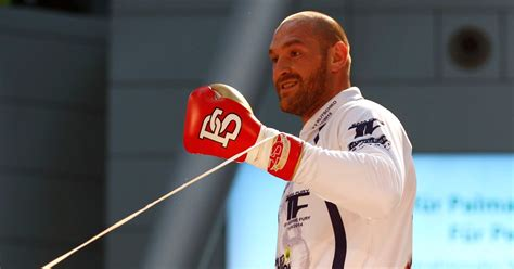 Tyson Fury profile: The 'great white hope' of British ...