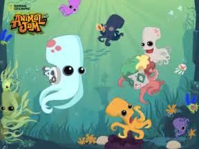 Animal Jam Octopus