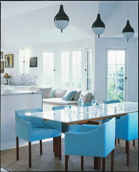 blue dining room table blue dining room chairs for bold interior dining