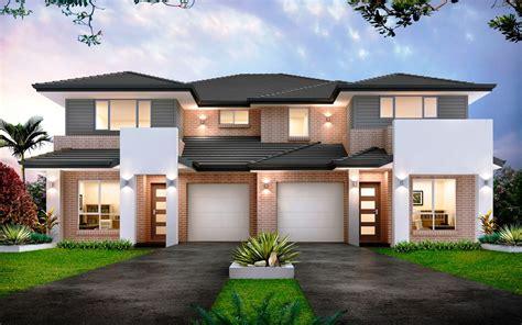 home builders plans forest glen 50 5 duplex level by kurmond homes