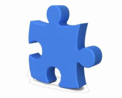 Puzzle Jigsaw Piece Vector Autism Pieces Transparent