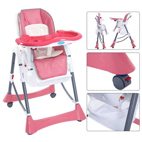 baby high chairs chicco polly progress highchair cherry
