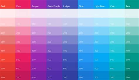 tools  generating material design color palettes css