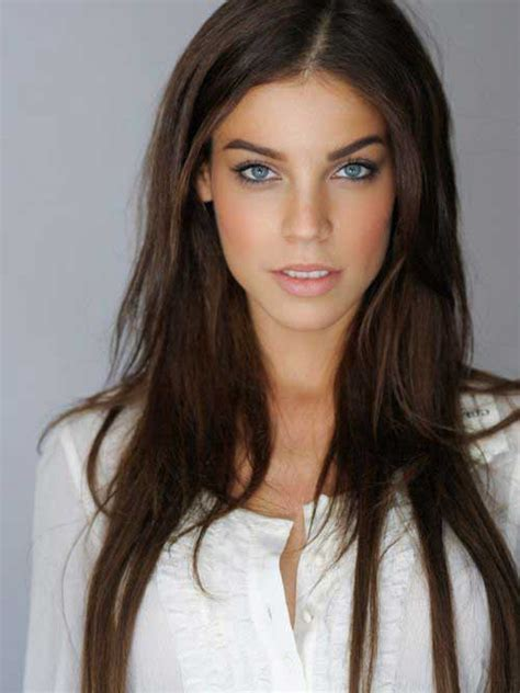 Darkest Brown Hair by 25 Brown Hairstyles Hairstyles Haircuts