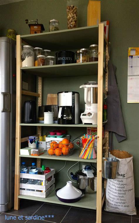ikea etageres cuisine étagère cuisine ikéa ivar pantry kitchen inspiration