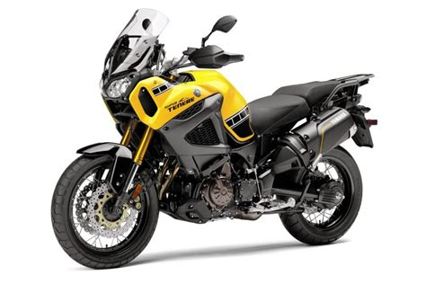 Yamaha Introduces 2016 Adventure Touring And Supersport