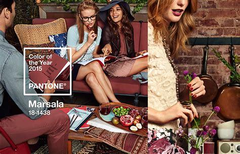 Marsala  Die Trendfarbe Des Jahres 2015 Brillenstyling