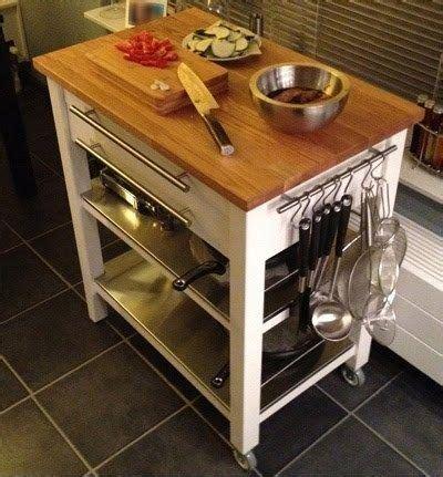 Küchenwagen Outdoor Ikea by Bekvam Ikea Cart Redo Search Kitchen Ikea