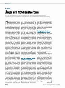 Kv Hessen Online Abrechnung : kv hessen rger um notdienstreform ~ Themetempest.com Abrechnung