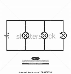 circuit diagram symbols stock images royalty free images With the basic circuit